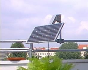 klein solaranlagen mit 100 w leistung